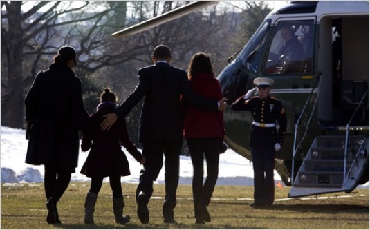 taxpayer provided helicopter