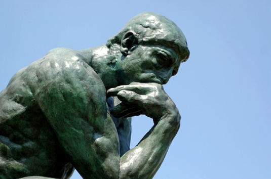 the thinker 1a