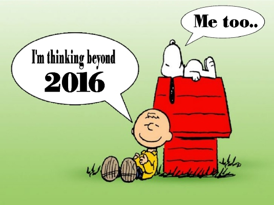 thinking 2  beyond 2016 - Charlie