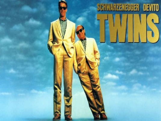 twins - movie poster 2
