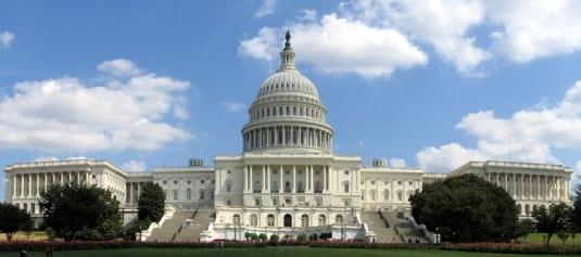 US Capitol building 1