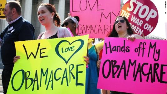 we love Obamacare 1