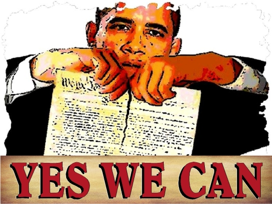 yes we can - poster 1A