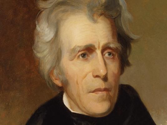 Andrew Jackson - pragmatist 1a