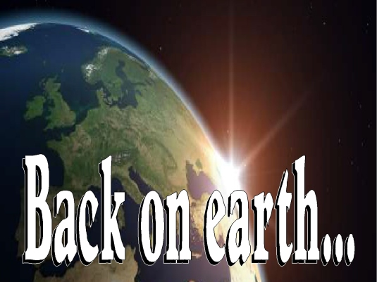 back on earth 1a
