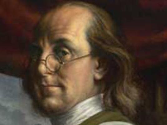 Benjamin Franklin - pragmatist 1a
