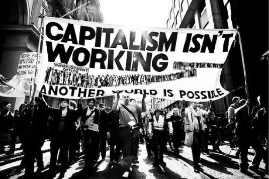 capitalism isn't working 1