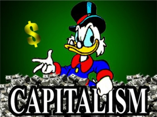 capitalism - Scrooge McDuck 1A
