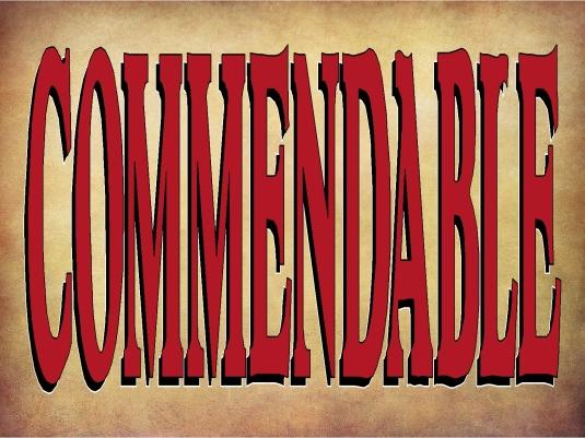 commendable 1A