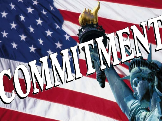 commitment - liberty 2a