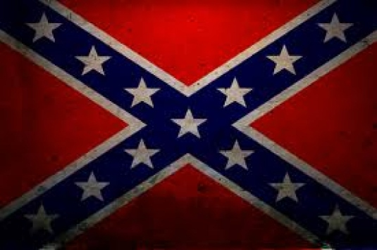 Confederate flag - history
