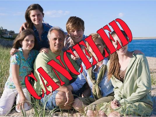 family - canceled 1