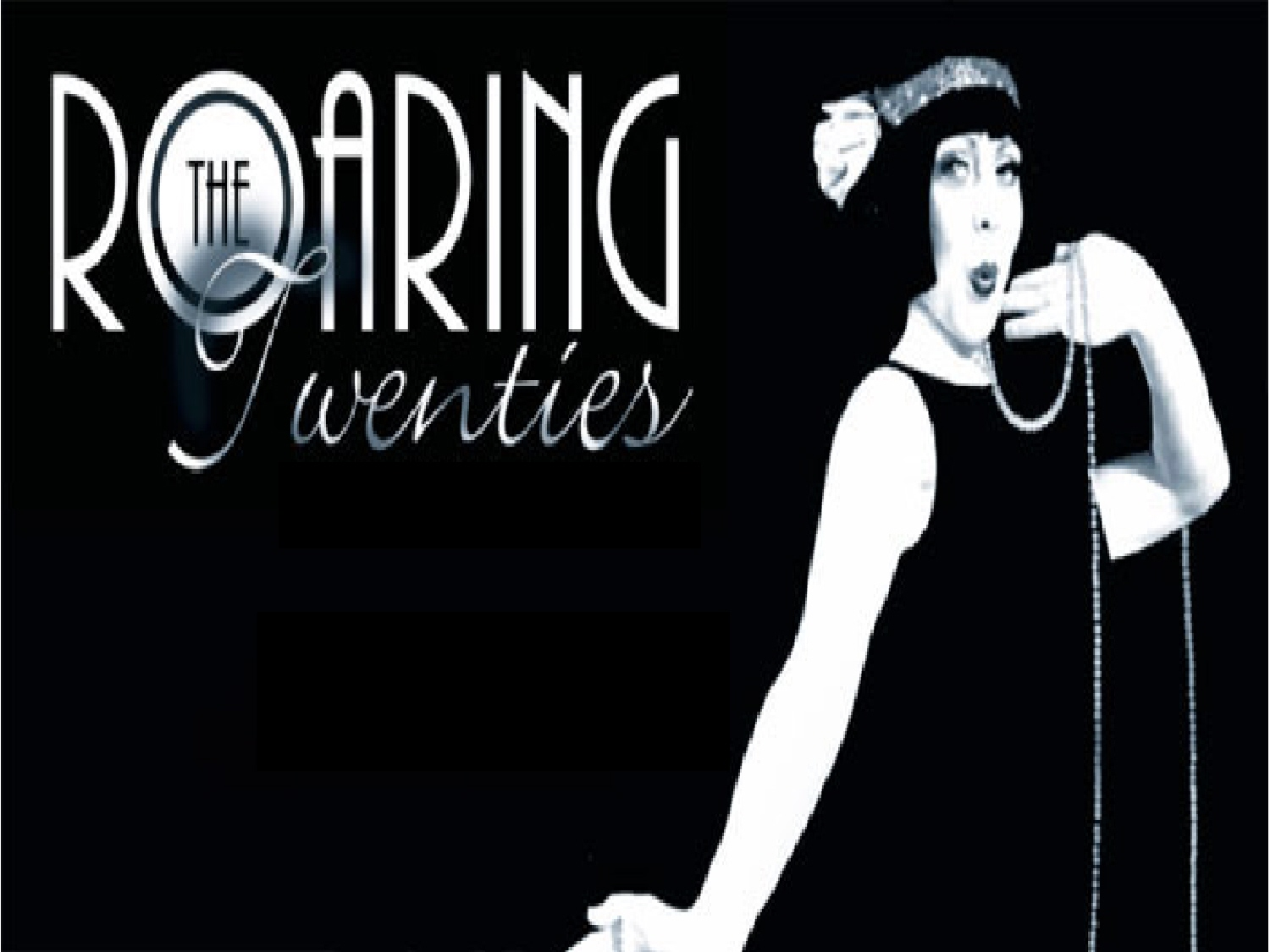 roaring 20s The roaring 20s a wild era including the prohibition, women's rights, the  founding of the nfl, the stock market crash, and the rise of hollywood what  better.