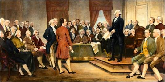 founding fathers - policy 1