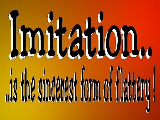 imitation - page break 1a