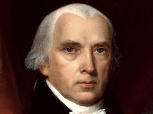 James Madison - pragmatist 1a
