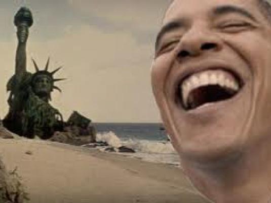 Obama destruction