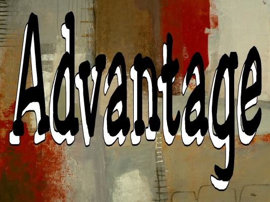 opportunity - advantage 1a