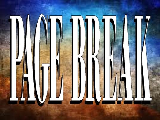 page break - graphic 1a
