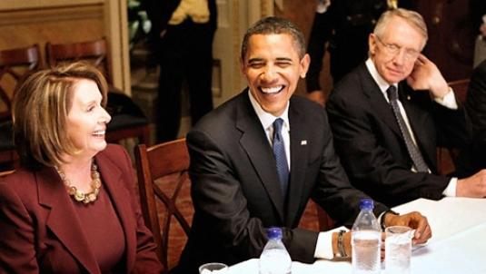 Pelosi- Obama- read- liberals