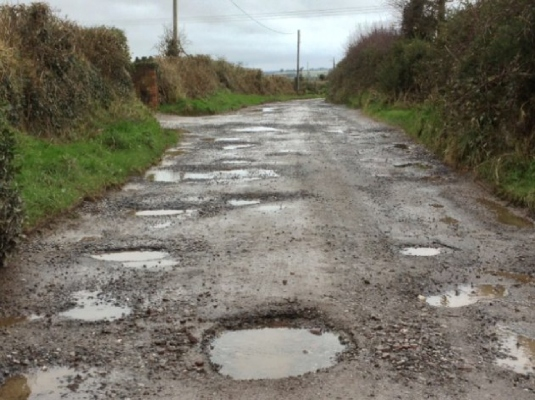 potholes and obstacles 1