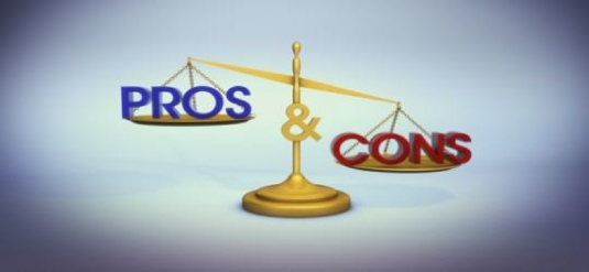 Pros and Cons 3