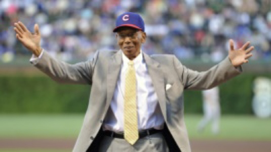 recipient - Ernie Banks