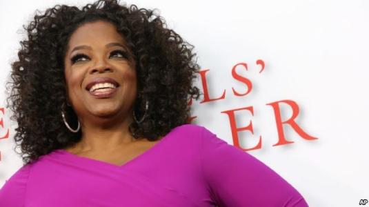 recipient - Oprah Winfrey