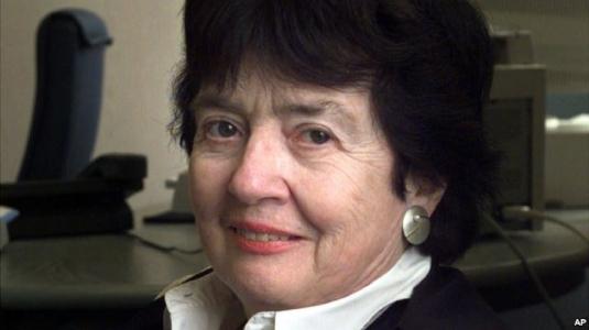 recipient - Patricia Wald