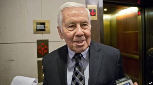 recipient - Richard Lugar