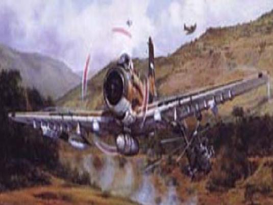 Skyraider 2a