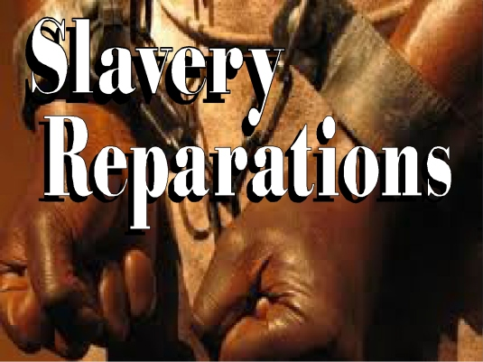 slavery reparations 2a