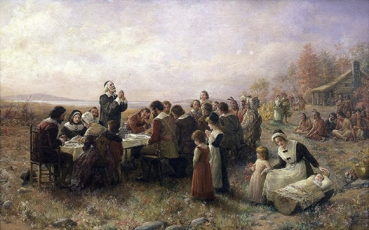 Thanksgiving 1621 graphic
