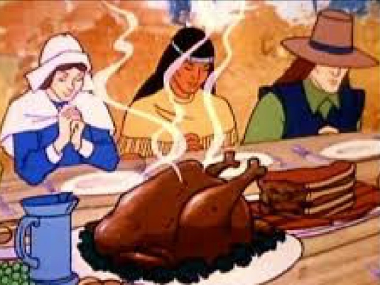 Thanksgiving - Pilgrims 2A