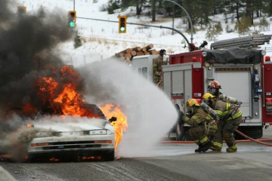 vehicle  fire 1
