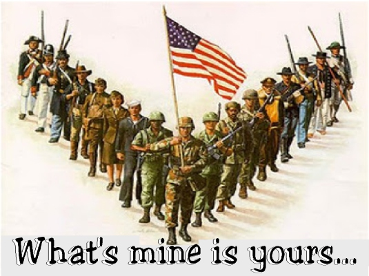 veterans - what's mine is yours 1a