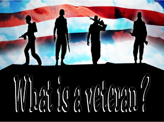 what is a veteran 2
