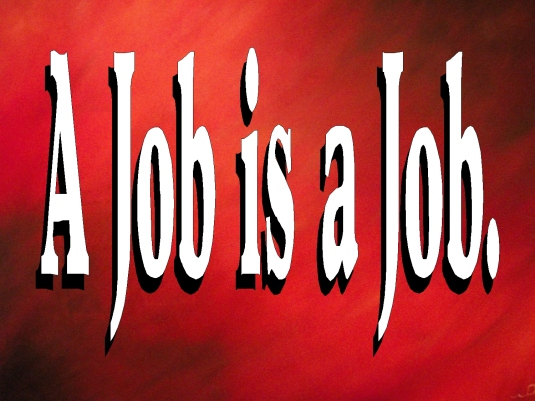 A Job - Page Break 1