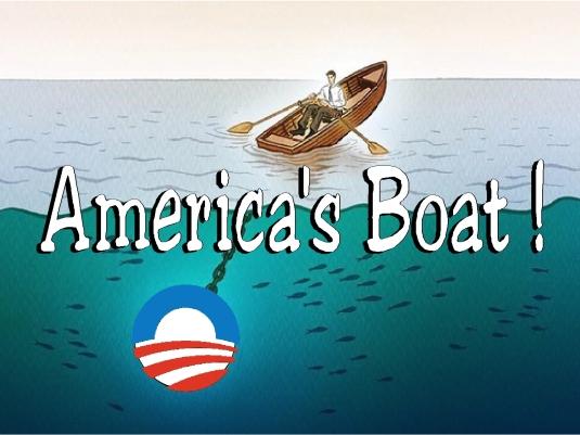 America's boat 1