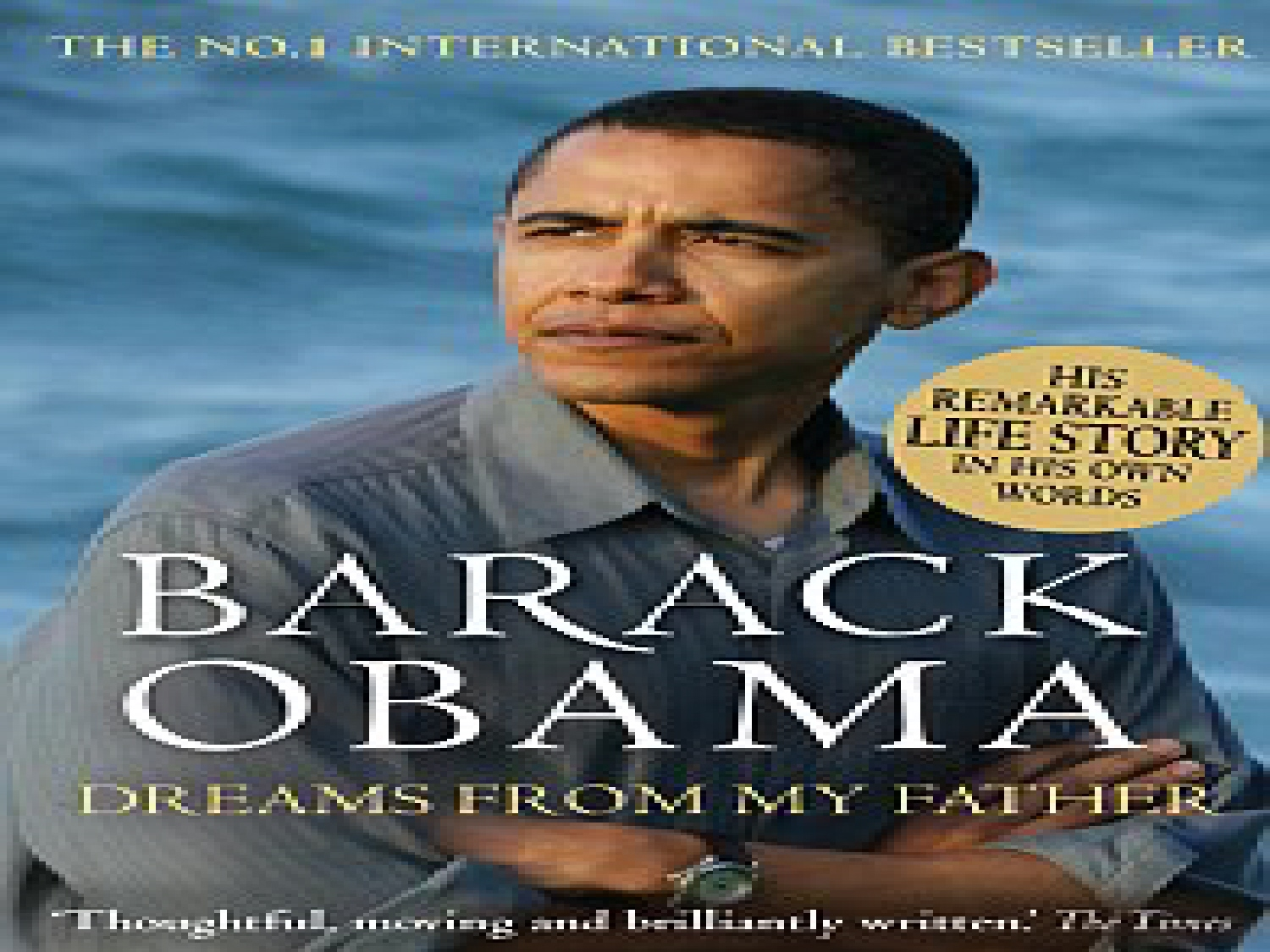 essays on barack obama dreams from my father