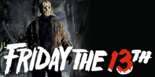 Friday the 13th a logo 3