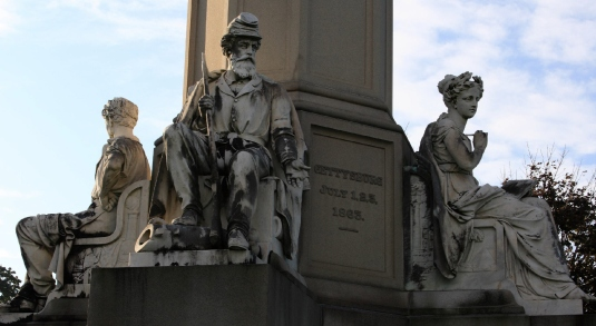 Gettysburg cemetery 3