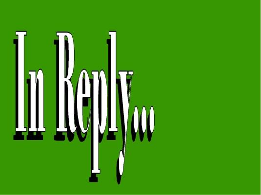 In Reply 2b