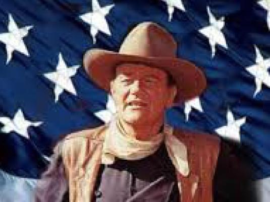 John Wayne - American 1a