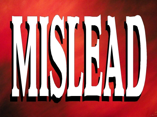 MISLEAD - graphic 1A