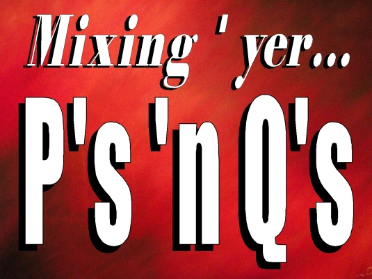 mixing ps and qs 2a
