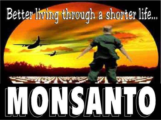 Monsanto - poster 1A