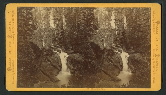 mosquito falls - Yosemite 1