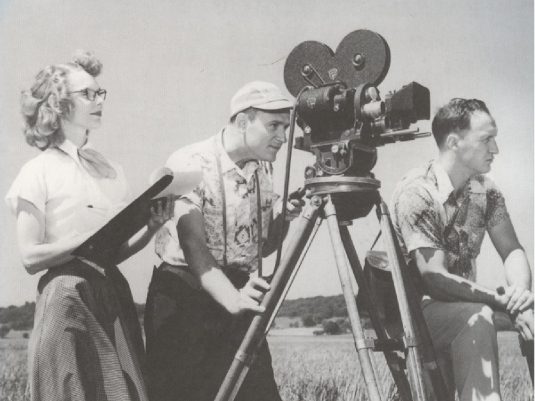 motion picture camera 1a