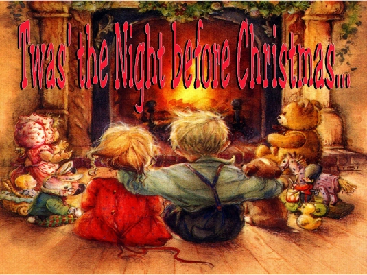 Night before Christmas 1a  - Graphi
